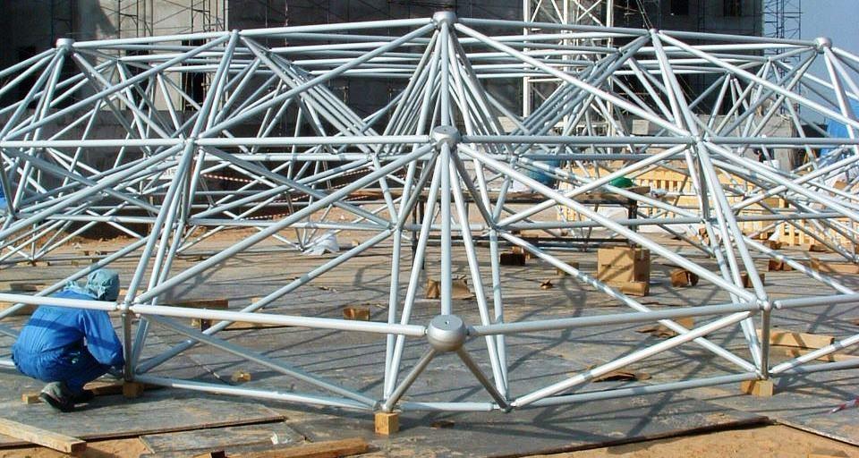 Structures for 'Diamond Factory' in Dubai (United Arab Emirates