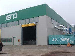 Edifici ed impianti industriali